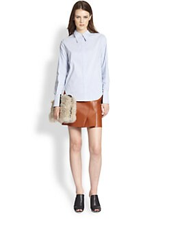 3.1 Phillip Lim - Shadow Cotton-Blend Shirt