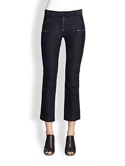 3.1 Phillip Lim - Kickback Cotton Pants
