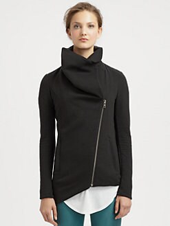 Helmut Lang - HELMUT Helmut Lang Asymmetric Jacket