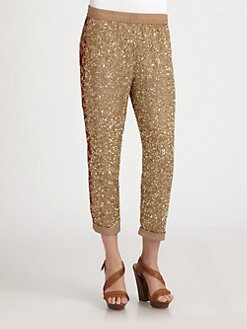Haute Hippie - Sequin Trousers