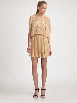 Haute Hippie - Silk Chiffon Dress