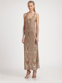 Haute Hippie - Scoopneck Tank Dress