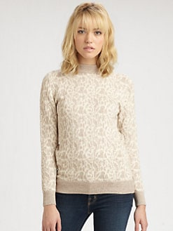 A.P.C. - Jacquard Sweater