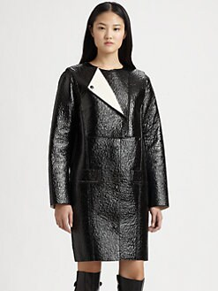 Alexander Wang - Hybrid Lacquered Coat