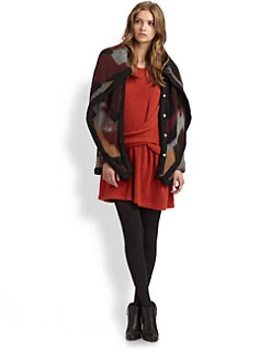 Thakoon Addition - Double-Layer Jacket