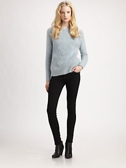 Surface To Air - Mohair Sweater