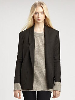 BLK DNM - Oversized Blazer