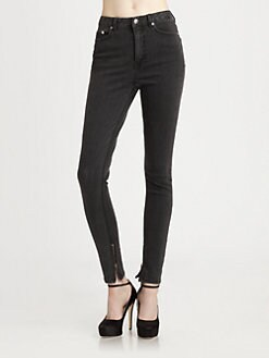 BLK DNM - High-Waisted Leggings