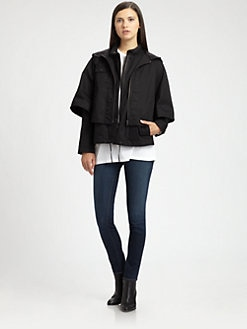 Athe Vanessa Bruno - Layered Anorak