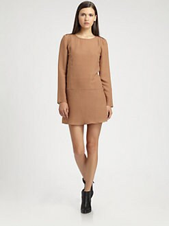 Athe Vanessa Bruno - Military-Inspired Dress