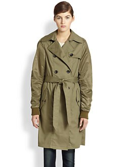 Rag & Bone - Francoise Trench Coat
