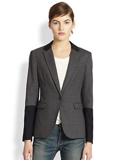 Rag & Bone - Timeless Colorblock Blazer