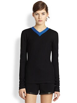 Rag & Bone - Renelle V-Neck Sweater