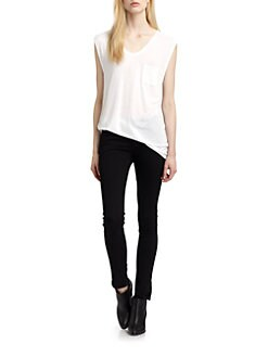 T by Alexander Wang - Classic Muscle Tank