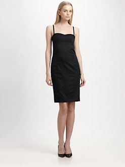 T by Alexander Wang - Stretch Jacquard Dress