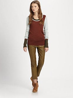 10 Crosby Derek Lam - Colorblock Sweater