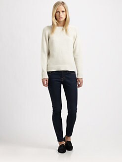 A.P.C. - Wool & Angora Sweater