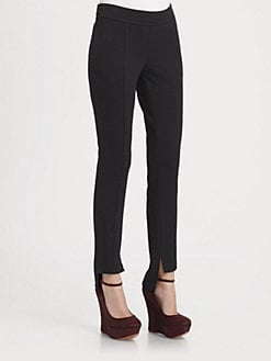 10 Crosby Derek Lam - Jersey and Wool Leggings