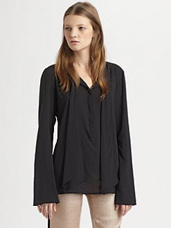 10 Crosby Derek Lam - Bell-Sleeve Blouse