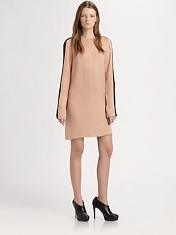 10 Crosby Derek Lam - Silk Crepe Dress