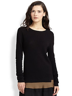 A.L.C. - Davison Open-Back Sweater
