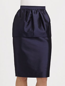 By Malene Birger - Peplum Skirt