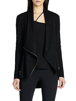 Helmut Lang - Draped Jacket