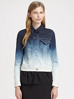 Acne - Ombre Denim Jacket