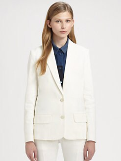 Acne - Linen Blazer
