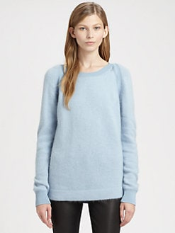 Acne - Angora-Rich Sweater