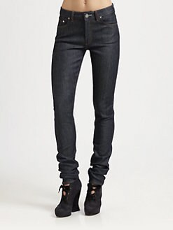 Acne - Flex Skinny Jeans
