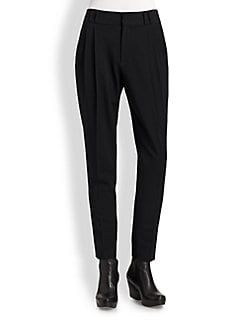 Helmut Lang - Pleated Pants