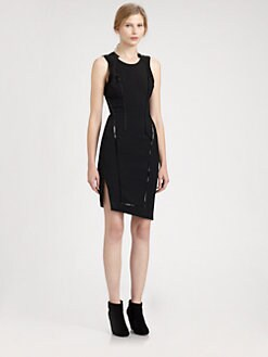 Helmut Lang - Suiting dress