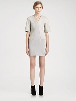 Helmut Lang - Form Suiting Dress