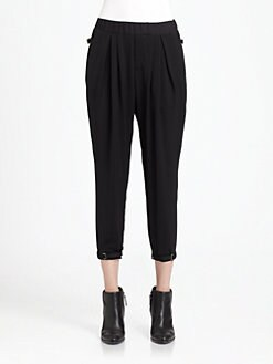 Helmut Lang - Solar Draped Pants