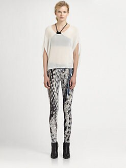 Helmut Lang - Mist Relaxed Top