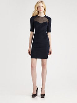 Opening Ceremony - Pieced Dress