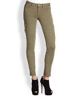 Haute Hippie - Skinny Cargo Pants