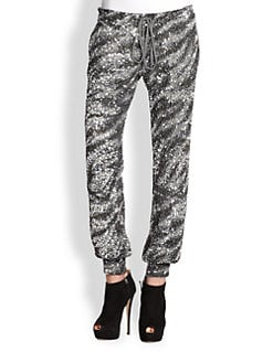 Haute Hippie - Liberace Sequin Pants