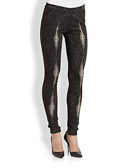 Kelly Wearstler - Marina Stingray-Print Pants