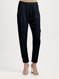 3.1 Phillip Lim - Silk Ankle Pants