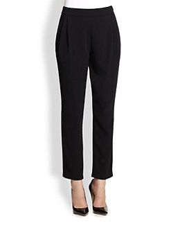 10 Crosby Derek Lam - Straight-Leg Ankle Pants