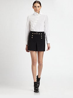 McQ Alexander McQueen - Twisted Shirt