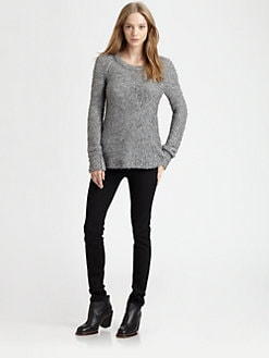 Elizabeth and James - Raglan Sweater