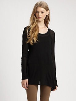 Rag & Bone - Cross-Back Tee