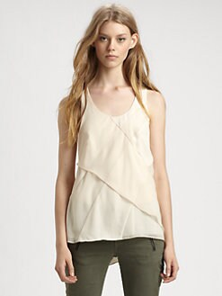 Rag & Bone - Airi Cutout Racerback Top