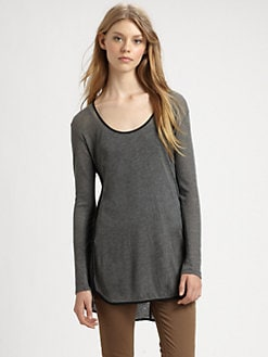 Rag & Bone - Piped Tee