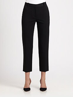 3.1 Phillip Lim - Cropped Pencil Trousers