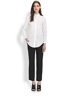 Carven - Poplin Cotton Shirt