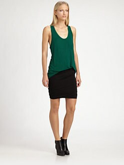 T by Alexander Wang - Classic Pocket Tank